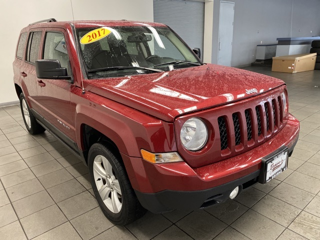 Pre-Owned 2017 Jeep Patriot Latitude