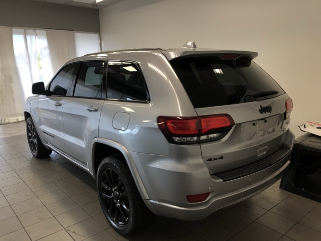 Pre-Owned 2017 Jeep Grand Cherokee Altitude4X4 CERTIFIED 7YR 100K WARRANTY