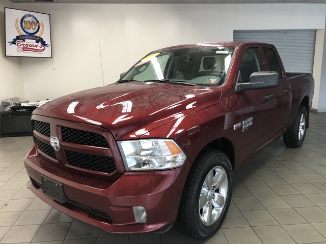 Pre-Owned 2019 Ram 1500 Classic Tradesman