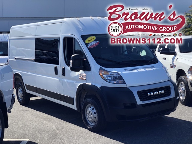 Pre-Owned 2019 Ram ProMaster 2500 High Roof