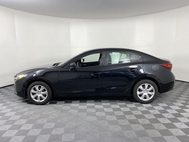 Pre-Owned 2017 Mazda3 Sport Base 6-SP Manual