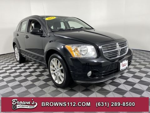 Pre-Owned 2012 Dodge Caliber SXT Plus