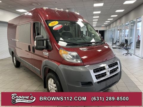 Pre-Owned 2017 Ram ProMaster 3500 High Roof