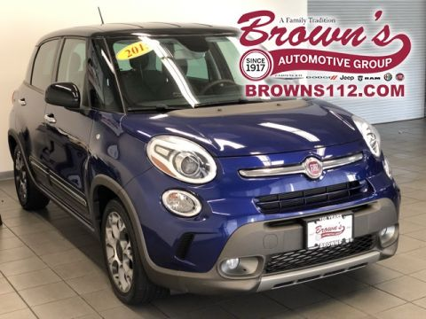 Pre-Owned 2015 FIAT 500L Trekking